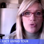 Vblog on the tour: update from Lilou Jan 26-2011