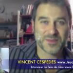 (FR) Vincent Cespedes: Renaître de ses cendres et se reinventer