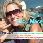 Lilou interviewed on BlogTalk Radio by Lama Tantrapa