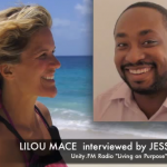 Living on Purpose – Lilou interviewed on Unity Radio FM by Jesse Herriott