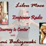 Lilou interviewed on 'Journey to Center' with radio host Tammi Balszewski