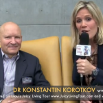 Biophysics & consciousness – Prof. Korotkov
