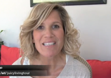 Juicy Living Tour 2.0 – webTV at the leading edge of transformation
