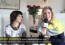 The shaman's last apprentice – Rebekah Shaman, UK