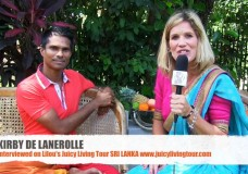 Breatharian RE-defined – Kirby De Lanerolle, Sri Lanka