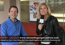 Powerful insights on the emergence of a new organizational model – Frederic Laloux